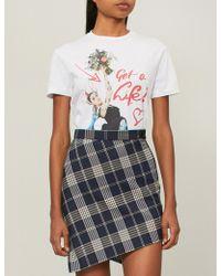 Vivienne Westwood - Peru Cotton T-shirt - Lyst