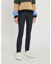 Claudie Pierlot - Pamina High-rise Jeans - Lyst