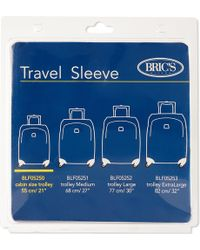 Bric's - Small Suitcase Cover 55cm - Lyst