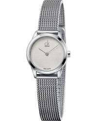 CALVIN KLEIN 205W39NYC - K3m2312y Stainless Steel Watch - Lyst