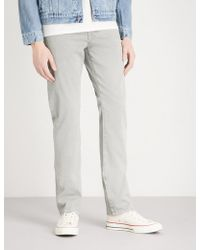 AG Jeans - Graduate Slim-fit Tailored Jeans - Lyst