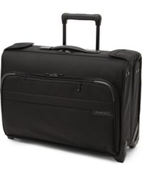 Briggs & Riley Baseline Carry-on Suitcase - Black
