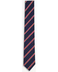 Thomas Pink - Sudbury Silk Tie - Lyst
