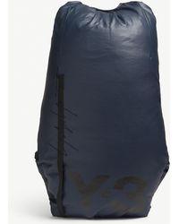 0fcded8add3c5 Lyst - Y-3  qasa  Backpack in Black for Men