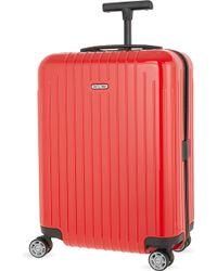 Rimowa - Salsa Air Ultralight Cabin Four-wheel Cabin Suitcase 55cm - Lyst