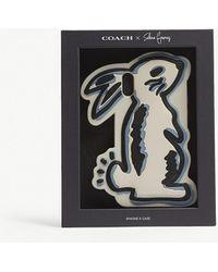COACH - Selena X Bunny Iphone X Case - Lyst