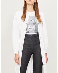 Sandro - The Muppet Show X Cotton-jersey T-shirt - Lyst
