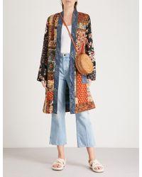 Free People - Songbird Cotton Jacket - Lyst