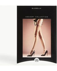 Bluebella - Solid Top Stockings - Lyst