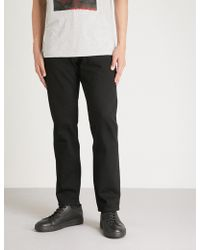 Michael Kors - Straight Relaxed-fit Jeans - Lyst