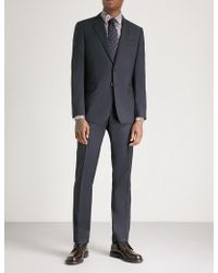 Paul Smith - Byard Tailored-fit Wool And Mohair-blend Suit - Lyst