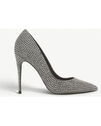 Steve Madden - Daisie-r Sm Crystal-embellished Court Shoes - Lyst