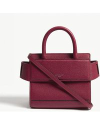 Givenchy - Nano Horizon Grained Leather Shoulder Bag - Lyst