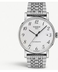 Tissot - T109.407.11.032.00 Everytime Swissmatic Stainless Steel Watch - Lyst