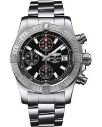 Breitling - A1338111 bc32 170a Avenger Stainless Steel Watch - Lyst