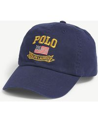 6eba998d Lyst - Ralph Lauren Polo Rlx Stretchtwill Hydro Cap in Blue for Men