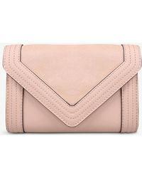 85f0e2f056c ALDO - Tarres Envelope Clutch Bag - Lyst
