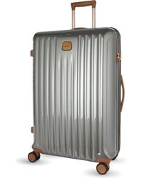 Bric's - Capri Four-wheel Trolley Suitcase 78cm - Lyst