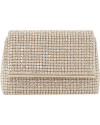 Dune - Everlina Diamante-embellished Clutch Bag - Lyst