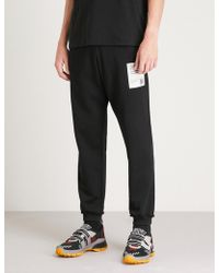 Maison Margiela - Relaxed-fit Cotton-jersey Jogging Bottoms - Lyst