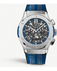Hublot - 525.nx.0129.vricc16 Classic Fusion Limited Edition Icc Watch - Lyst