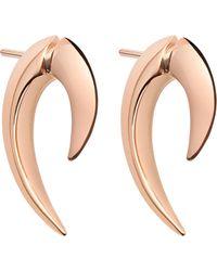 Shaun Leane - Signature Rose Gold Talon Earrings - Lyst