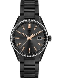 Tag Heuer - War1115.ba0602 Carrera Rose Gold-plated - Lyst