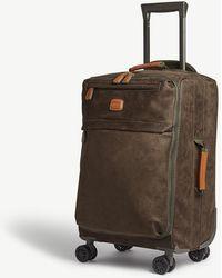 Bric's - Life Four Wheel Cabin Suitcase 55cm - Lyst