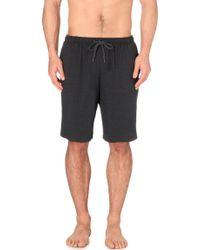 Derek Rose - Marlowe Stretch-jersey Shorts - Lyst