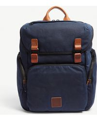 Knomo | Live Free Laptop Backpack | Lyst