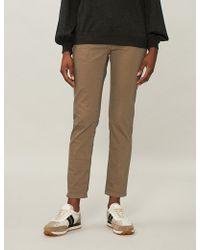 Brunello Cucinelli - Classic High-rise Jeans - Lyst