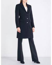 Burberry - Sidlesham Single-breasted Wool And Cashmere-blend Coat - Lyst
