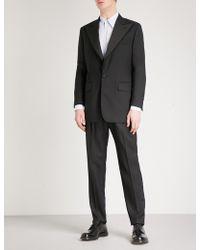 Vivienne Westwood - Serge Bayonet Regular-fit Wool Suit - Lyst