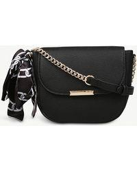 728534b3e6f ALDO - Disspain Chain-detail Faux-leather Bag - Lyst