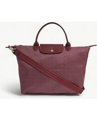 Longchamp - Le Pliage Dandy Shoulder Bag - Lyst