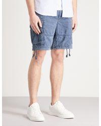 Polo Ralph Lauren - Newport Classic-fit Cotton Shorts - Lyst