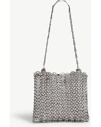 Paco Rabanne - Iconic Chain Shoulder Bag - Lyst
