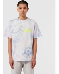 Aries - Tie-dye Temple Logo T-shirt - Lyst