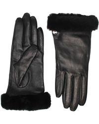 UGG - Classic Leather Smart Glv - Lyst