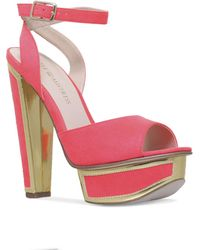 Little Mistress - Coral - Lyst