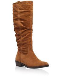 Carvela Kurt Geiger - Wilt High Leg Boots - Lyst
