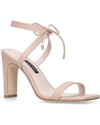 6e6fa2e50472 Nine West -  longitano  Ankle Strap Sandals - Lyst