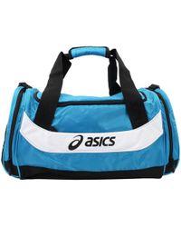 Lyst - Asics Training Gym Bag in Black for Men 21a8b2172d37c