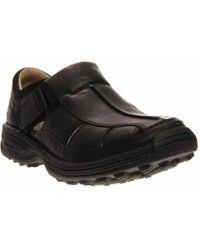 924bc03113ba Lyst - Timberland Men s Altamont Fisherman Sandal in Brown for Men