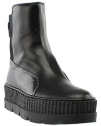 6bce4a329ef1f3 PUMA - Fenty By Rihanna Chelsea Sneaker Boot - Lyst