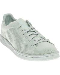 497c8c4138e Lyst - adidas Stan Smith Primeknit Boost in White for Men