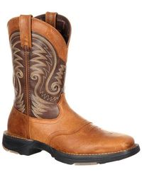 Durango - Ultralite Western Saddle Boot - Lyst