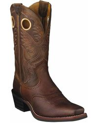 Ariat - Heritage Roughstock Western Boot - Lyst
