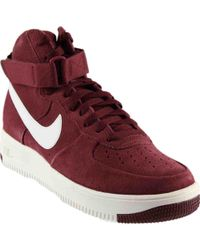 071b885bdc0a1b Lyst - Nike Jordan Air Jordan 1 Mid White black white Basketball ...