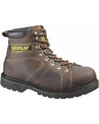Caterpillar - Silverton Steel Toe - Lyst